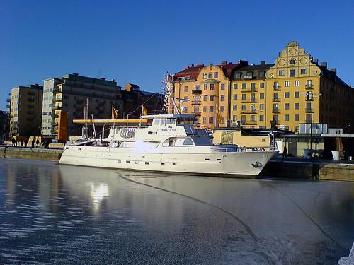 Norr Malarstrand, Stockholm