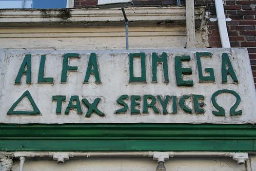 Alpha Omega Tax Service