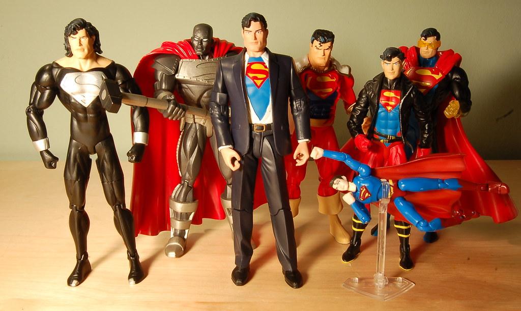 The League of Supermen (Part Three)