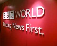 BBC World by chiefmoamba, on Flickr