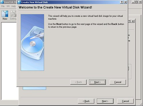 VirtualBox - virtualMachine - openSUSE10.2 - Virtual Hard Disk 2