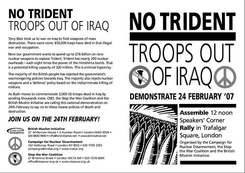 Flickr Photographers get together - @London demo - Sat 24th Feb