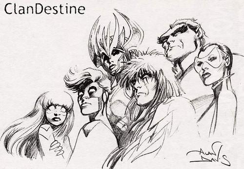 Clan Destine
