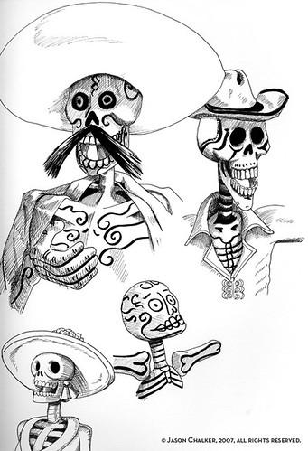 Muertos Study