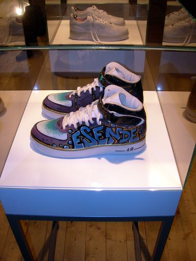 Nike AirForce1 birthday Party