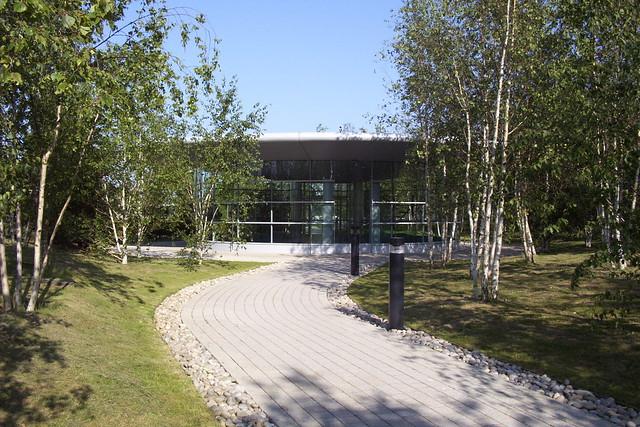 McLaren Technology Centre 007