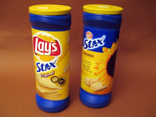 Lays Staxx Old and New Packaging