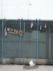 Pittsburgh PA: Braddock Flags (KatrencikPhotoArchives) Tags: pittsburgh pa 2007 braddock katrencik