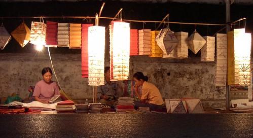 Lantern Vendors