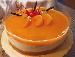 Crema de Fruta Cake
