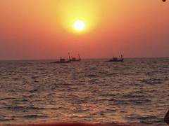 Benaulim Beach-Goa