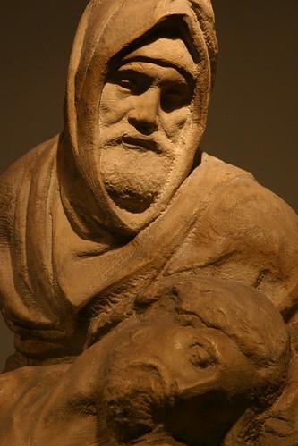 Nicodemus - Michelangelo's 'The Deposition'
