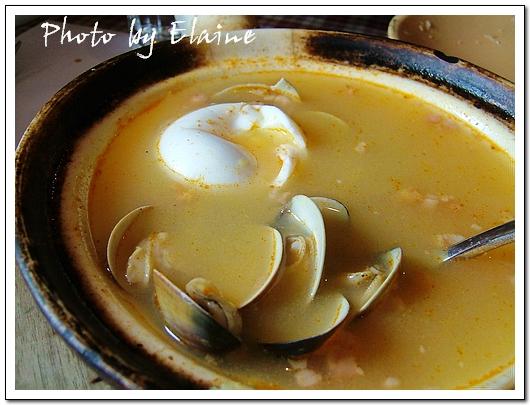 西班牙蒜頭蛤蜊湯