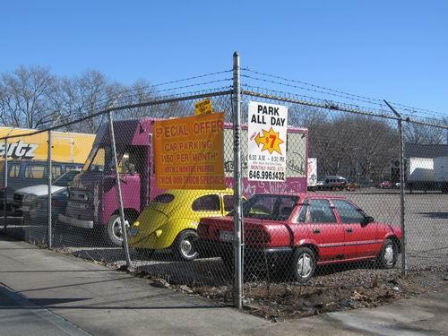 Williamsburg Purple Truck