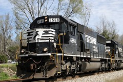 Norfolk Southern 6568 (ravensong75) Tags: railroad train norfolk alabama jackson southern norfolksouthernrailroad