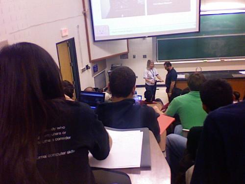 Segway in CS class