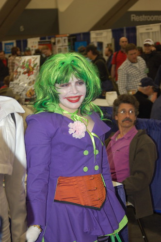 Wonder Con 2007: She Joker