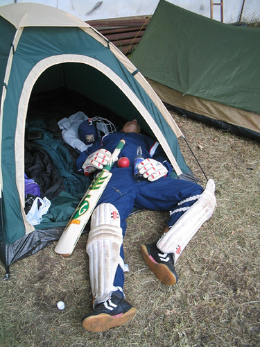 Drunken slovak cricketer