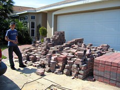 The Pile of Bricks To Move