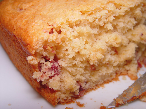 365/52, cranberry orange bread