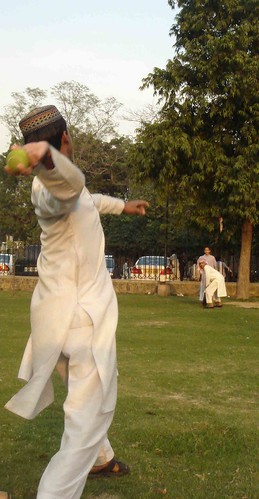 Cricket in the Air
