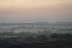 Sunrise in Thailnd