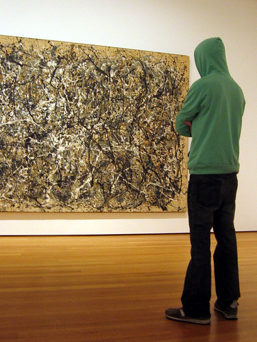 circonspection: pollock au moma