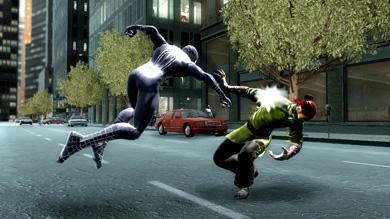 Spider-Man 3 (Xbox 360 + PS3) First Impressions – TechEBlog