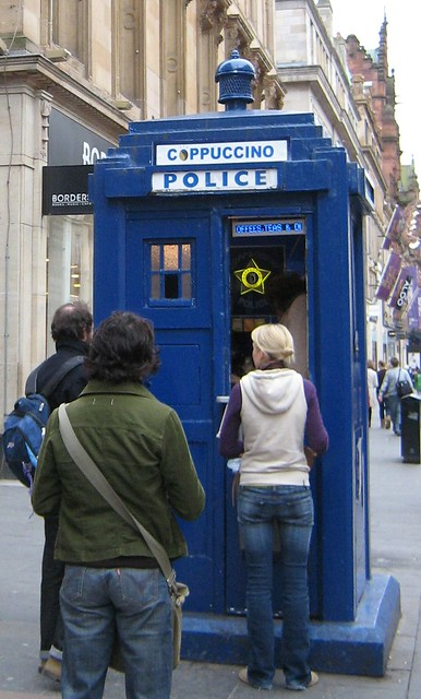 downshifting for timelords