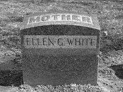 Ellen G. White (james.) Tags: travel andrews sda battlecreek