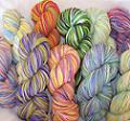 Uberknits Custom Dye Slot - 7oz Bluefaced Leicester Yarn