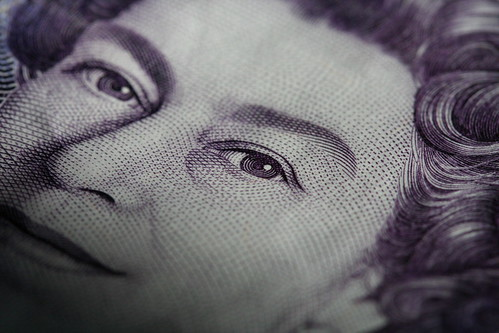 Bank of England close up
