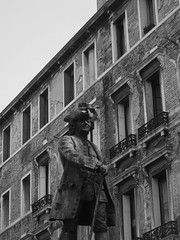 Carlo Goldoni, la battaglia di parma