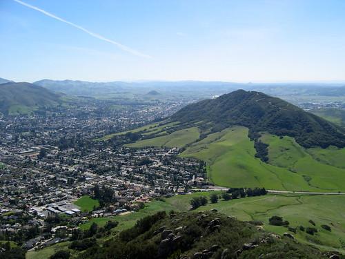 Cerro San Luis, San Luis Obispo, California