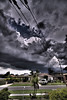 Big Storm (alexkess) Tags: house storm como clouds nikon sydney suburbia australia nsw d200 hdr my