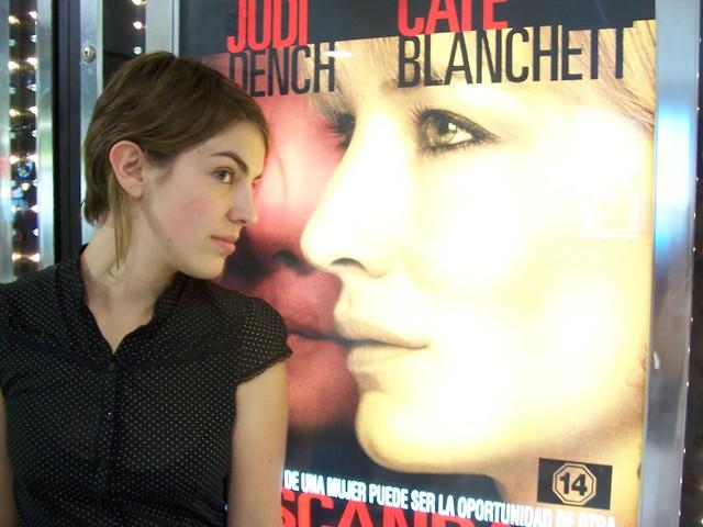 Pancha = Cate Blanchett by Silvana Rees
