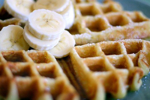 rich buttermilk waffles | smitten kitchen