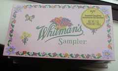 Whitmans Sampler Tin