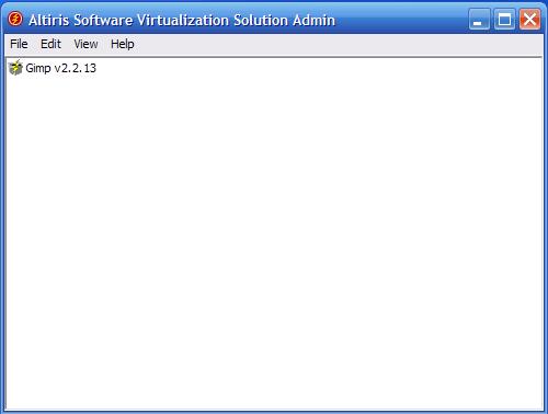 SVS - installazione Gimp - disattiva layer 2