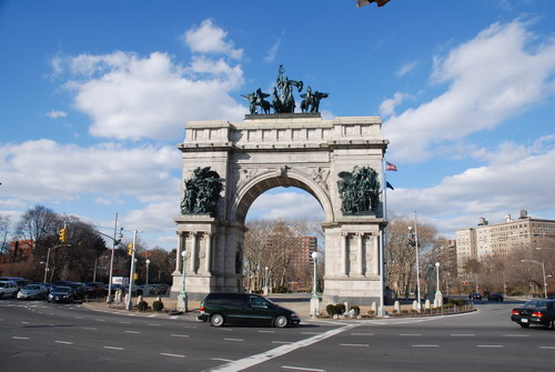 Grand Army Plaza Arch