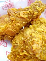 Popeyes Fried Chicken by joshbousel