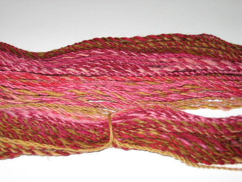 Yarn closeup