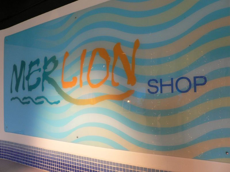 Merlion Shop