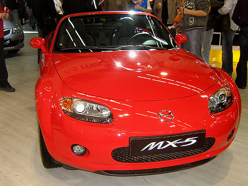 Belgrade Car Show 2007 - Mazda MX-5
