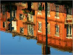 L'orange du canal du Midi