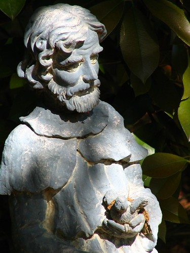 Patron Saint of the Garden