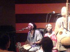 Afro-Manding