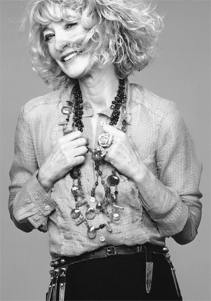 Lou lou de la Falaise   :  lou lou de la falaise ysl jewelry designer