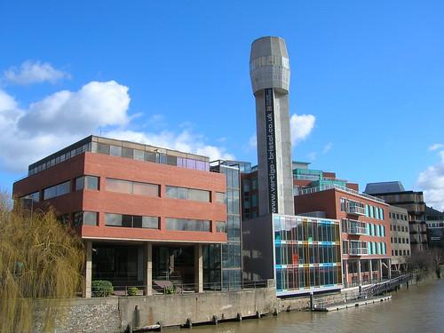 Bristol's former lead shot tower