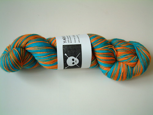 Yarn Pirate- Clementine